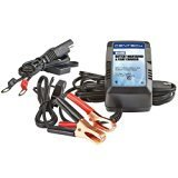 Cen-Tech Deluxe 12V 750mA Battery Maintainer & Float Trickle Charge by Cen-Tech