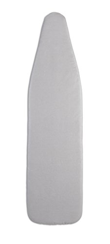 Epica Silicone Coated Ironing Board Cover- Resists Scorching and Staining - 15'x54'