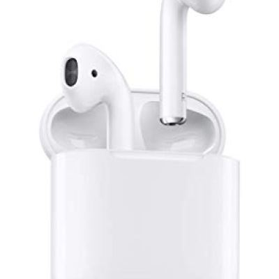 Apple AirPods con custodia di ricarica (Modello Precedente)