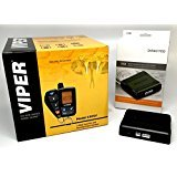 Viper 5305V 2-Way LCD Security Alarm & Remote Car Starter & Directed DB3 XPressKit DEI Databus ALL Combo Bypass / Door Lock Interface Bundle Package