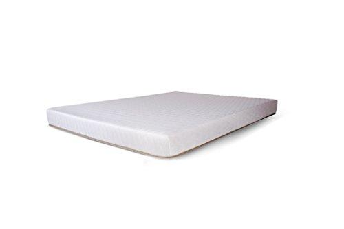 Dreamfoam Bedding Chill 6' Gel Memory Foam Mattress, Short Queen- Made in The USA