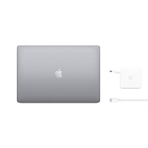Apple MacBook Pro (16-inch, 16GB RAM, 512GB Storage, 2.6GHz 9th Gen IntelCorei7) - Space Grey 7