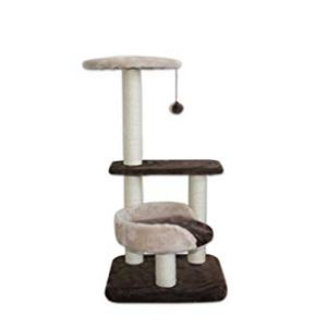 ASPCA Large Triple Play Perch Cat Tree 15