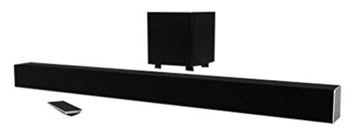 "VIZIO SB3821-D6 SmartCast 38"" 2.1 Sound Bar System (2016 Model)  (Renewed)"