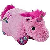 Pillow Pets Colorful Pink Unicorn - 18' Stuffed Animal Plush Toy