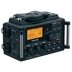 TASCAM DR-60D Linear PCM Recorder for DSLR Filmmaking and Field Recording (Discontinued By Manufacturer)