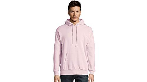 Hanes Men's Pullover Eco-Smart Fleece Hooded Sweatshirt 1