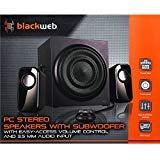 Blackweb BWA17HO011 2.1 Pc Speakers