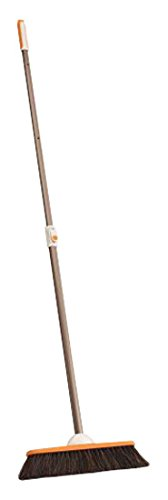 BISSELL Smart Details Hardwood upright WIde Floor push broom, 1759