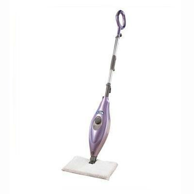Shark Steam Pocket Mop Hard Floor Cleaner with Swivel Steering XL Water Tank (S3501)