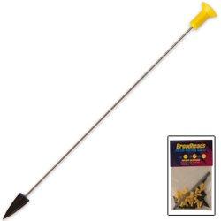 .40 Cal Blowgun Broadhead Darts - 25 Pack