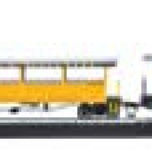 Bachmann Trains – Durango & Silverton Ready To Run Electric Train Set – HO Scale 21ftldq uSL