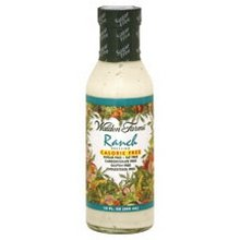 Walden Farms Sugar Free Ranch Dressing, 12 Ounce -- 6 per case.
