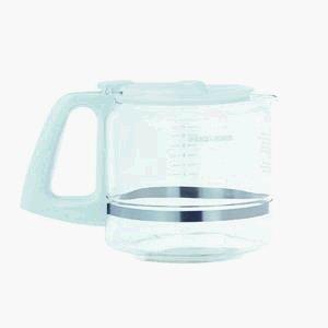 Black & Decker 12-cup Carafe White