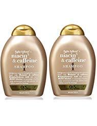 Ogx Shampoo Niacin 3 & Caffeine 13 Ounce (384ml)...