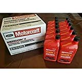 Motorcraft XT5QMC Mercon V Automatic Transmission Fluid - Case of 12 by Motorcraft
