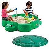Little Tikes Turtle Round Sandbox, Kids Sandbox