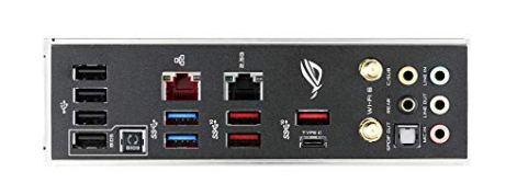 ASUS-ROG-Strix-X299-E-Gaming-II-ATX-Gaming-Motherboard-Intel-X299-LGA-2066-Wi-Fi-6-80211ax-25-GBS-LAN-8X-DIMM-Max-256GB-USB-32-Gen-2-8X-SATA-3X-M2-OLED-and-Aura-Sync-RGB
