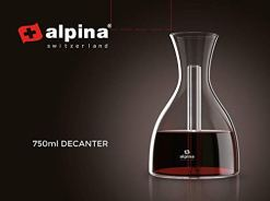 Alpina-iFavine-iSommelier-Smart-Electric-Super-Speed-Wine-Aerating-Decanter-Reduces-Decanting-Time-to-Seconds-Great-Gift-for-Holidays
