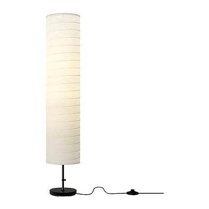 Ikea Holmo Lampadaire Lisse Doux Relaxant Salon Chambre à Coucher Permanent Clair