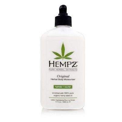 Original, Natural Hemp Seed Oil Body Moisturizer with Shea...