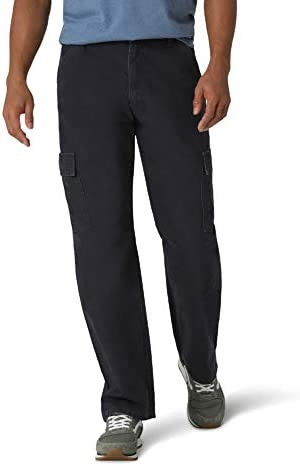 Wrangler Men's Classic Twill Relaxed Fit Cargo Pant 1