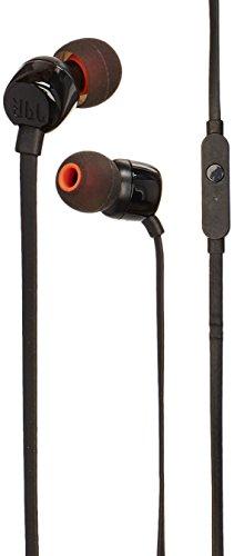 JBL JBLT110BLK In-ear Negro