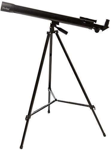 Vivitar TEL-50700 210x /420x Magnification Telescope w/Expandable Tripod