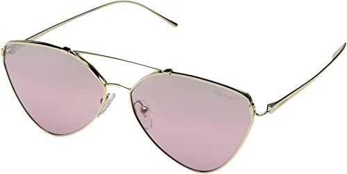 31 %2BWRtOiiL Vamp up your style wearing these Prada™ sunglasses.   Durable metal frame with temples.