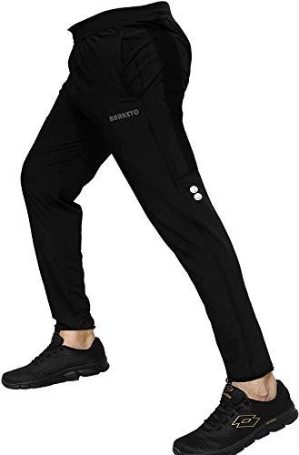BARKEYO Men's Slim Fit Trackpants