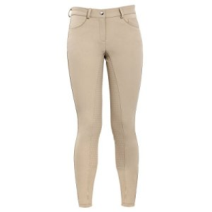 HR Farm Women's Full Seat Silicone Grip Breeches Horse Riding Jodhpurs