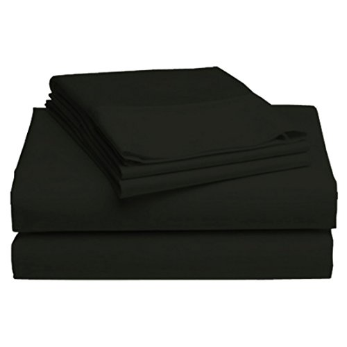 Twin XL Extra Long Sheets: Black, 1800 Thread Count Egyptian Bed Sheets, Deep Pocket. Reg $129.95. Sale $39.95. Twin Extra Long Size Sheet Sets.