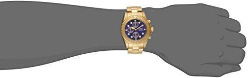 Invicta-Mens-19157-Pro-Diver-Gold-Tone-Bracelet-Watch