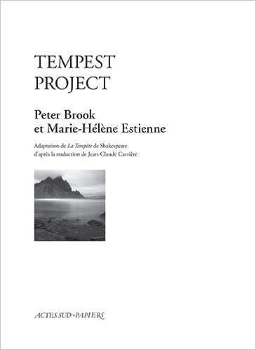 """Résultat de recherche d'images pour """"peter brook tempest project"""""""