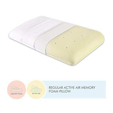 The White Willow Foam Pillow 23