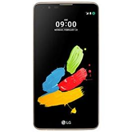 LG Stylus 2 K520DY 16GB Brown, 5.7-Inch, 13MP, Dual Sim, GSM Unlocked International Model, No Warranty