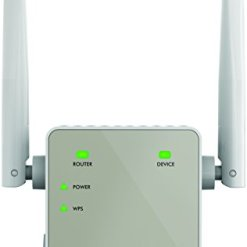 3103XTmZo1L - NETGEAR Wifi Range Extender EX6120 - Coverage up to 1200 sq.ft. and 20 devices with AC1200 Dual Band Wireless Signal Booster/Repeater (up to 1200 Mbps) and Compact Wall Plug Design with UK Plug