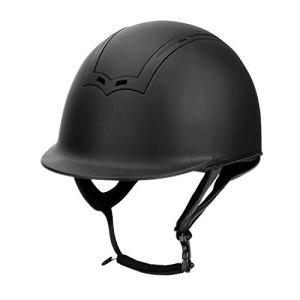 TuffRider Show Time Horse Riding Helmet | Protective Head Gear for Equestrian Riders – SEI Certified, Tough and Durable