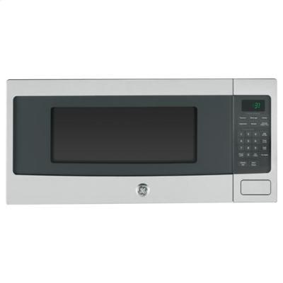 GE PEM31SFSS Profile Stainless Steel Countertop Microwave