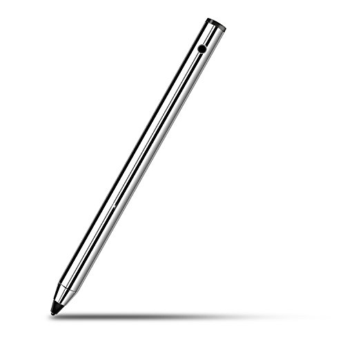 WEALLNERSSE Rechargeable Active Stylus Digital Pen with Adjustable Fine Tip for Accurate Writing/Drawing on iPhone/iPad/Samsung/Surface/Android Touchscreen, Smartphones, Tablets, Notebooks