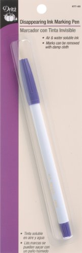 Dritz Disappearing Ink Marking Pen, Purple