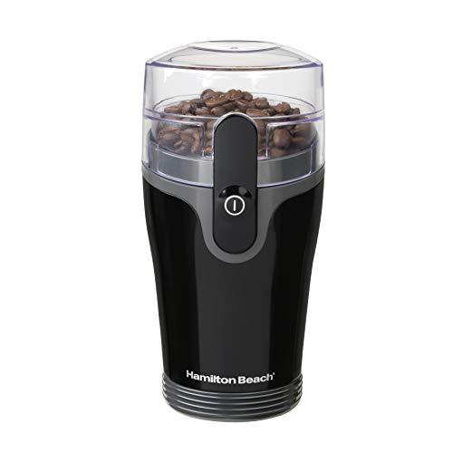 Hamilton Beach Fresh Grind Coffee Grinder (80335R), 1, Black