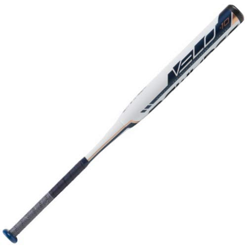 RAWLINGS Velo 2 Piece Composite Fastpitch Softball Bat, 31' (-10)
