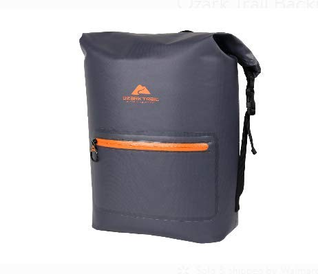 Ozark Trail Backpack Cooler, Gray