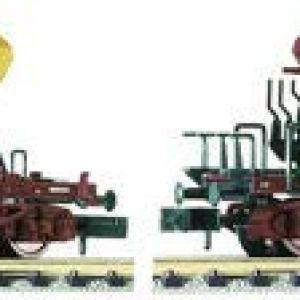 Fleischmann 852502 OBB Talbot267 Gravel Hopper Set (2) V 311Pd0GEL2L