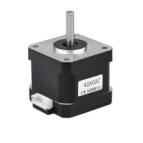 RTELLIGENT-Nema-17-Stepper-Motor-1PC3PCS5PCS-2-Phase-Step-Motor-Bipolar-15A-595ozin42Ncm-42x42x38mm-4-Wire-30cm-Long-Cable-for-3D-Printer-1-42A02C-Dupont