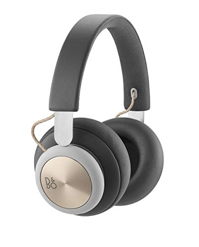 Bang & Olufsen Beoplay H4 Wireless Headphones - Charcoal grey - 1643874, Charcoal Gray