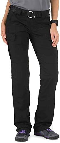 5.11 Tactical Women's Stryke Covert Cargo Pants, Stretchable, Gusseted Construction, Style 64386 1