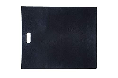 IncStores Anti-Vibration 1/2″ Thick Washer/Dryer Rubber Mats