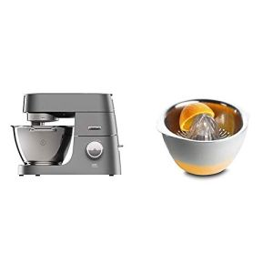 Kenwood Chef Titanium with Citrus Juicer 312jwb 2B54QL